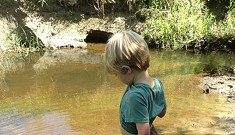 Families Out and About: Communing With Nature