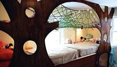 Tree-House Bedroom