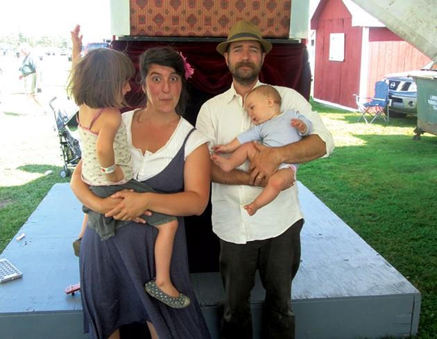 The whole family - LANDER/FRIEDMAN