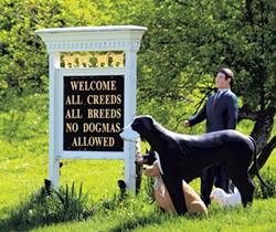 Dog Chapel - TRISTAN VON DUNTZ