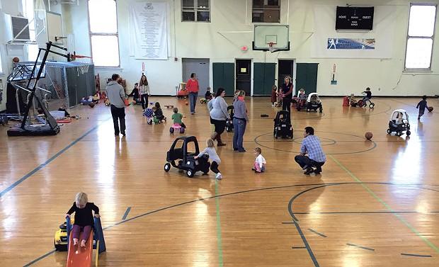 Middlebury Municipal Gym, 94 Main Street