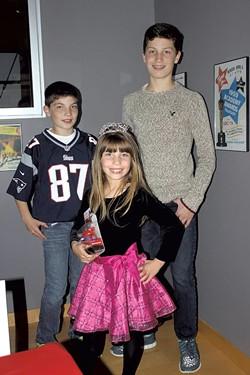 The Diemer Kids
