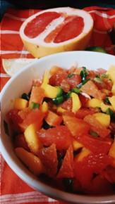 Citrus salsa - ERINN SIMON