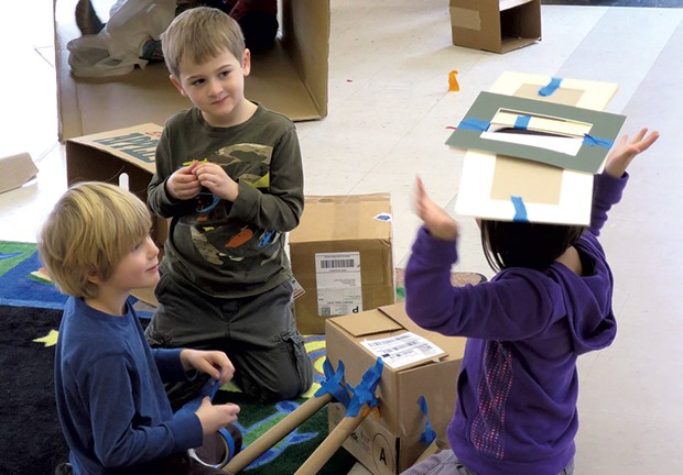 Engaging with recycled materials - MATTHEW THORSEN
