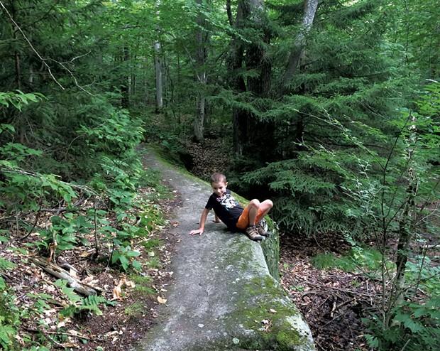 Groton State Park - COURTESY OF BROOKE BOUSQUET