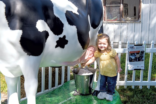 COURTESY OF NEW ENGLAND DAIRY & FOOD COUNCIL