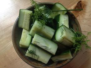 Quick pickles - BRETT STANCIU