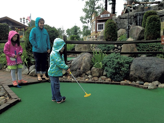 Boots and Birdies Minature Golf