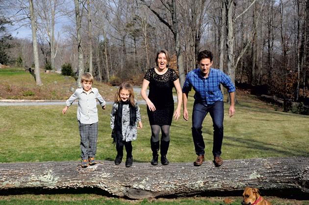 The Novak Family, Thanksgiving 2015
