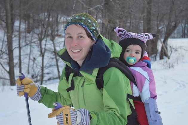 Family Trek - COURTESY OF GREEN MOUNTAIN AUDUBON CENTER