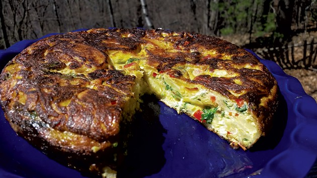 spanish tortilla - ASTRID HEDBOR LAGUE