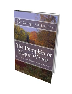 The Pumpkin of Magic Woods