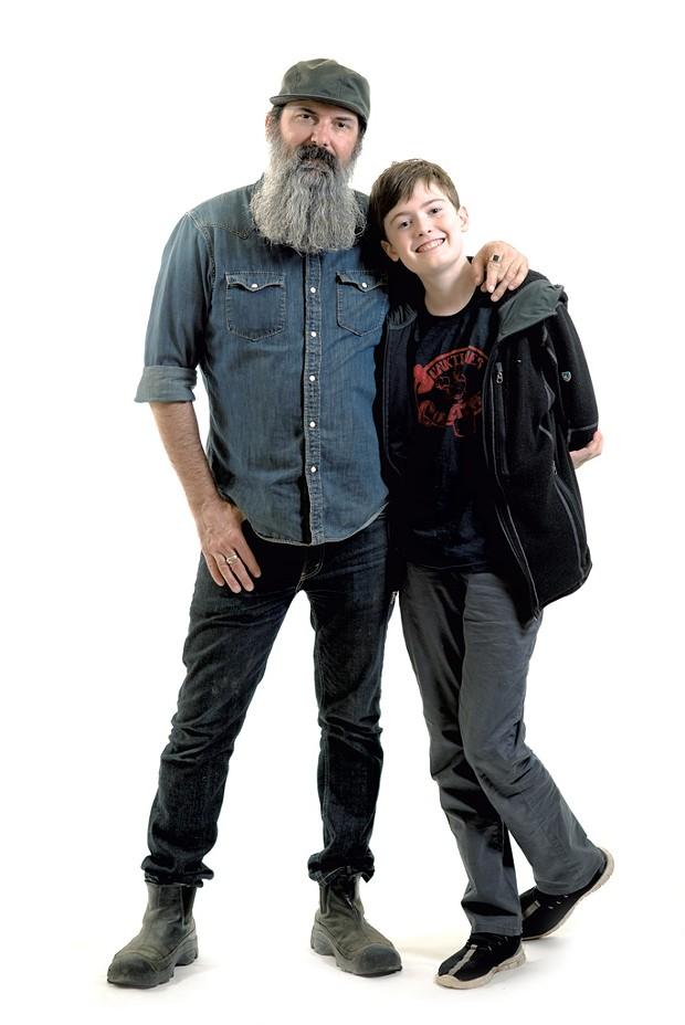 Erik and Desi Donaldson - SAM SIMON
