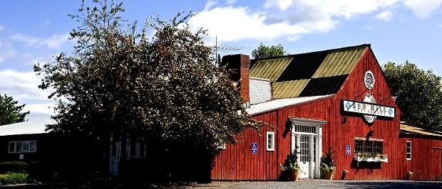 Basin Harbor Club's Red Mill Restaurant