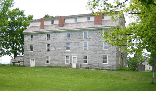 The Old Stone House Museum