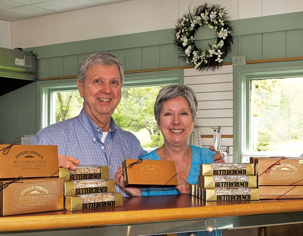 Owners Ron and Jacki Baker