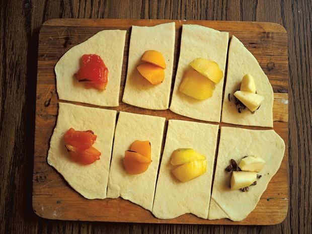 Czech Fruit Dumplings - ANDY BRUMBAUGH