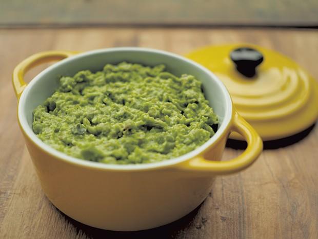 Mushy peas - ANDY BRUMBAUGH