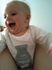 Baby Theo - COURTESY OF ALISON NOAVK