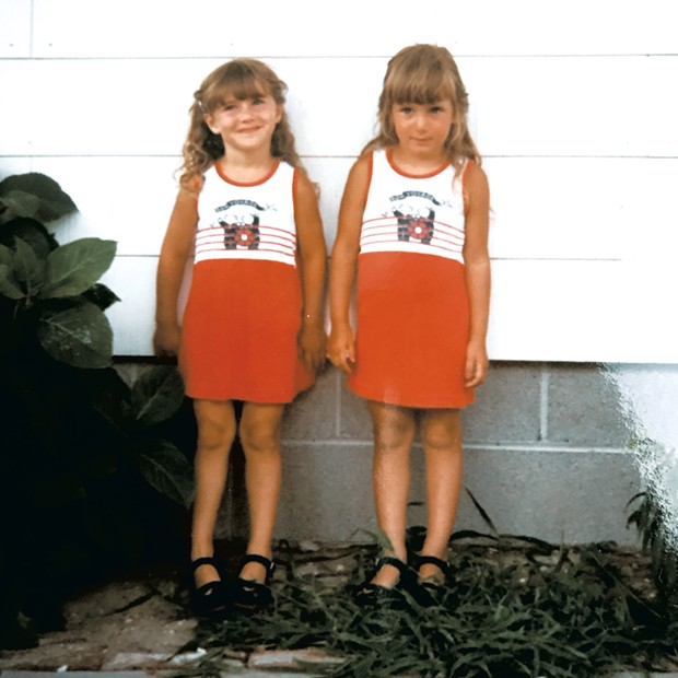Lexy and Alison, 1982