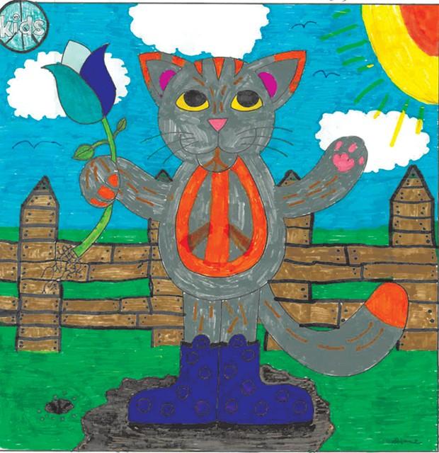 The Hippy Cat