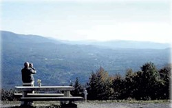 Mount Equinox - COURTESY IMAGE