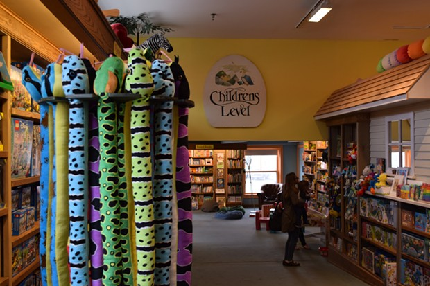 Northshire Bookstore - COURTESY IMAGE