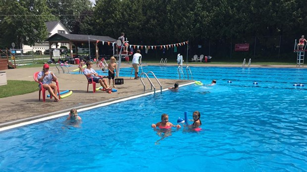 St. Albans City Pool - COURTESY IMAGE