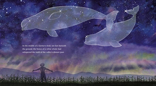Charlotte's Bones: The Beluga Whale in a Farmer's Field