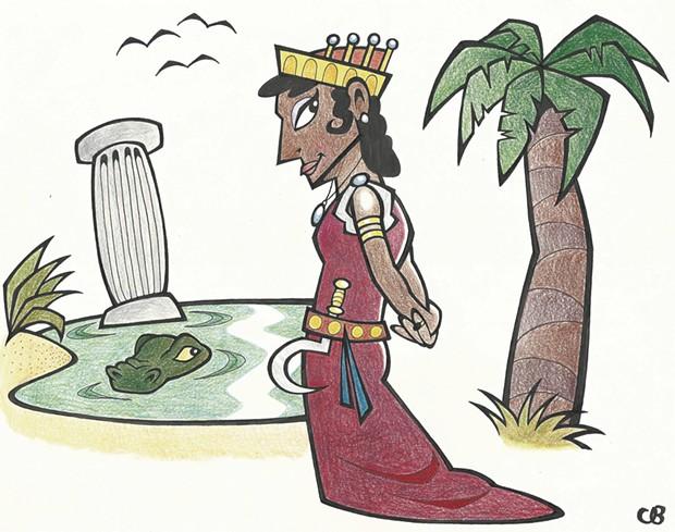 Queen Zenobia
