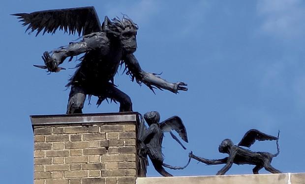 Flying Monkeys - FILE: MATTHEW THORSEN