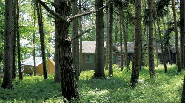 Camp Hochelaga in South Hero - FILE: MATTHEW THORSEN
