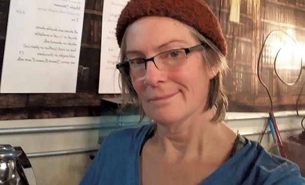 Jackie Scribner - COURTESY OF KATHERINE ZAHIROVIC