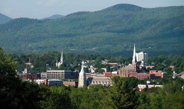 Rutland, Vermont - CALEB KENNA