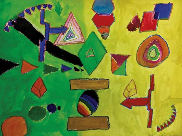"""""""Untitled"""" by Yimailis, age 11"""