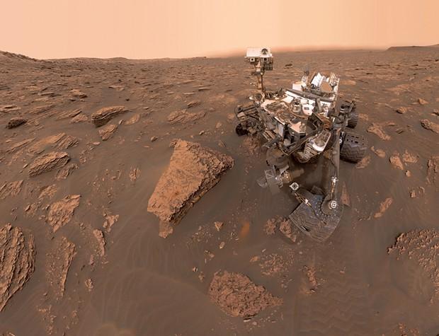 Mars Rover - COURTESY OF NASA