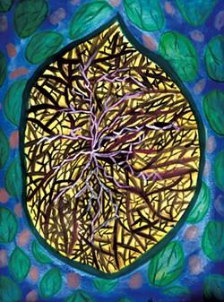"""Life"" by Natalia, grade 6 - COURTESY OF EMILY JACOBS"