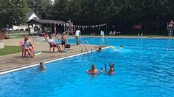 St. Albans City Pool - COURTESY