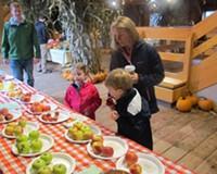 Pumpkin & Apple Celebration