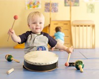 Sprouting Melodies Music Class
