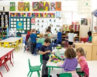 Measuring Up? How Vermont Assesses — and Addresses — Whether Kids Are Prepared for Kindergarten