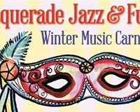 Masquerade Jazz & Funk Winter Music Carnival
