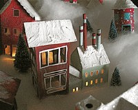 Miniature Holiday Houses