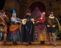 The Christmas Revels: A Venetian Celebration of the Winter Solstice