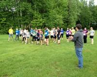 Maple Street Park 5K Running Series