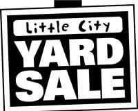 Little City Yard Sale