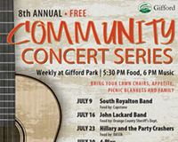 Randolph Community Concert Series