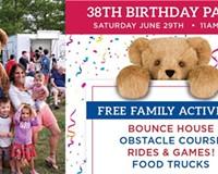Vermont Teddy Bear's 38th Birthday Party