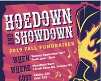 Hoedown and Showdown for Maggie's Brightside