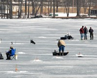 Free Ice Fishing Festival
